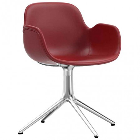 Form Swivel Chair Upholstered
