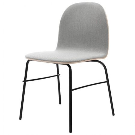 Terra Upholstered Metal Chair