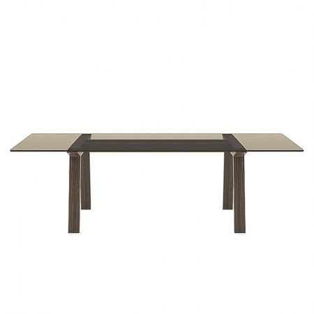 Mitis Tempered Glass Table