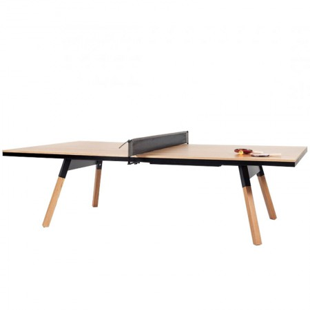 You And Me Ping Pong Table Indoor