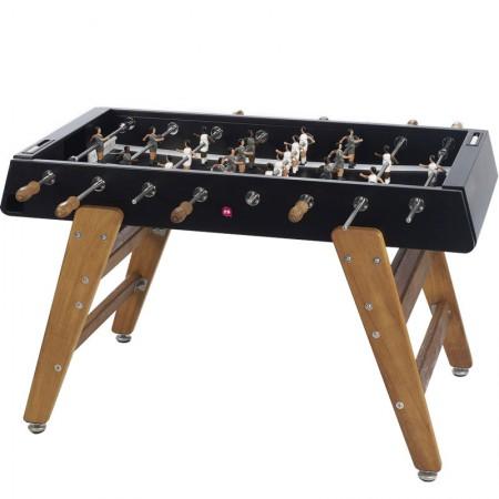 RS 3 Wood Inox Football Table