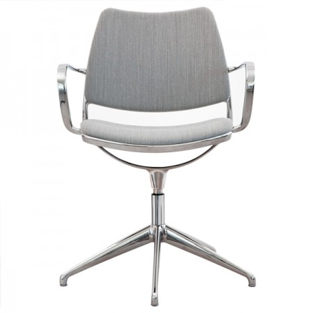 Gas Chair Auto Chrome