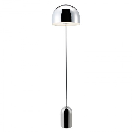 Bell Chrome Stand Lamp