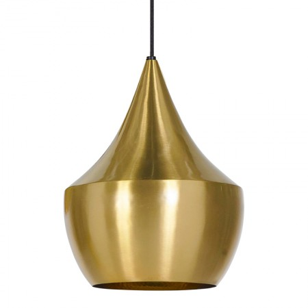 Beat Fat Brass Pendant Lamp