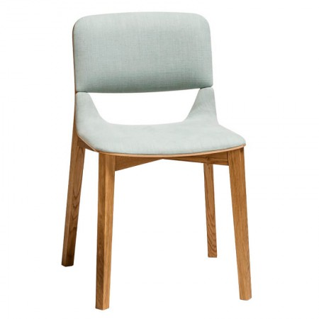 Leaf Chair Upholstered