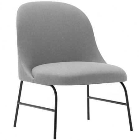 Aleta Metal Lounge Chair