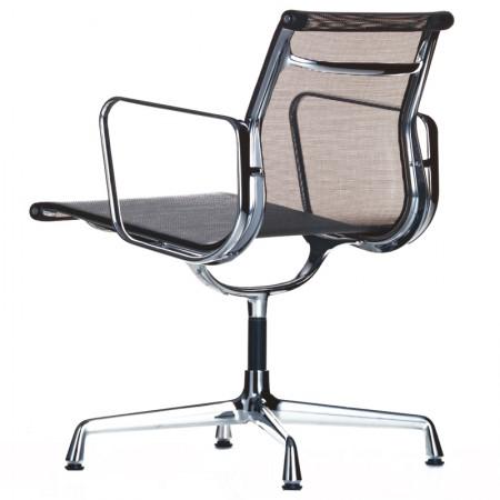 Aluminium Chair EA 107 / 108 Netweave