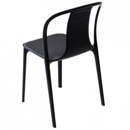 Belleville Chair Leather