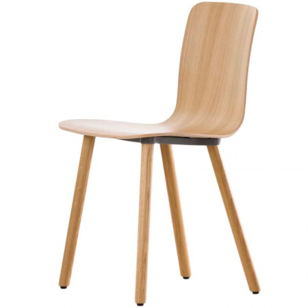 HAL PLY Wood Chair