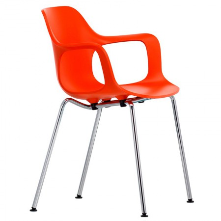 HAL Tube Arms Stackable Chair