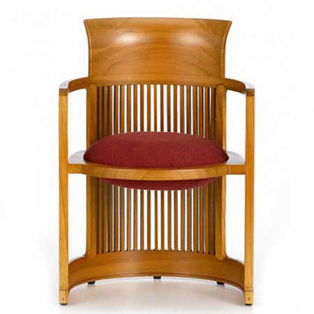 Barrel Chair Miniature