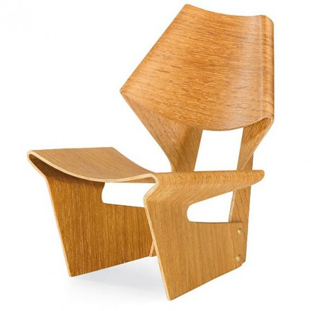 Laminated Chair Miniature
