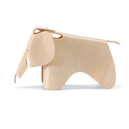 Plywood Elephant Miniature