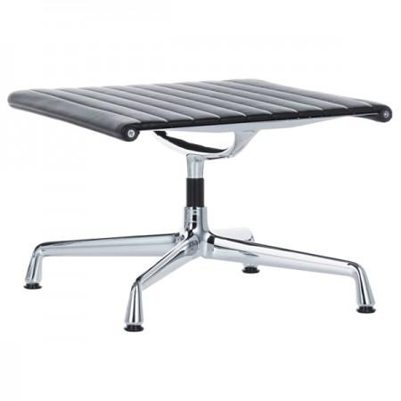 Aluminium Chair EA 125 Leather