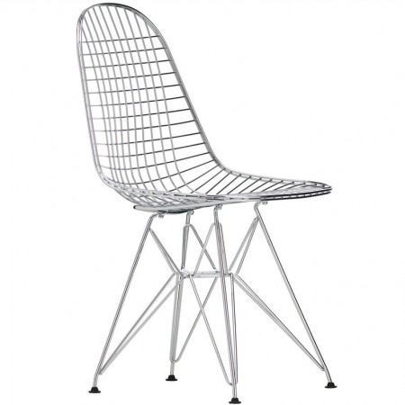 Wire DKR Chair