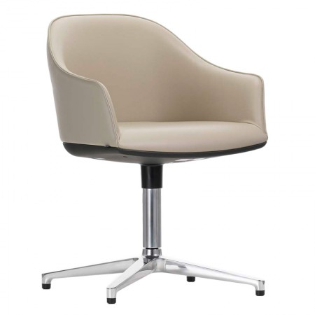 Softshell 4 Radius Leather Chair