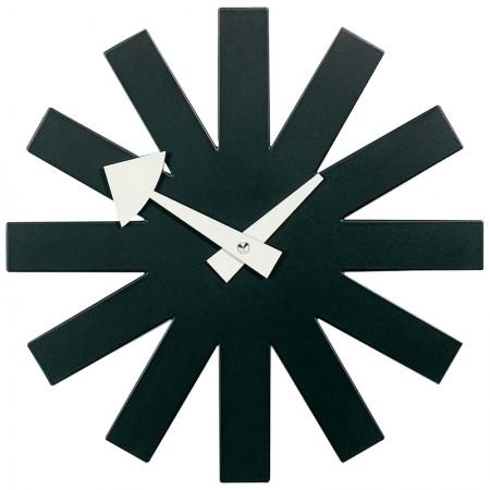 Asterisk Clock