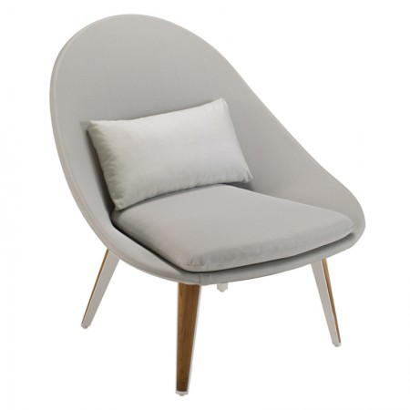 Vanity Low Armchair