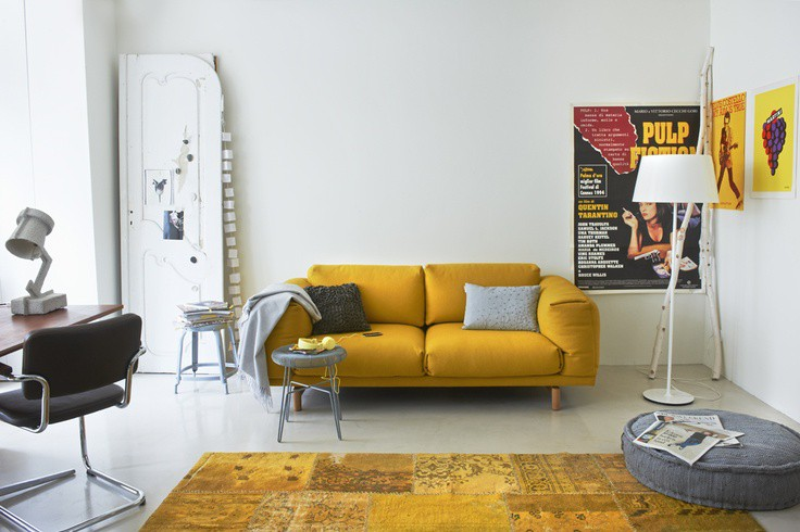 Admirable Rest 2 Seater Sofa Muuto Brands Home Remodeling Inspirations Cosmcuboardxyz