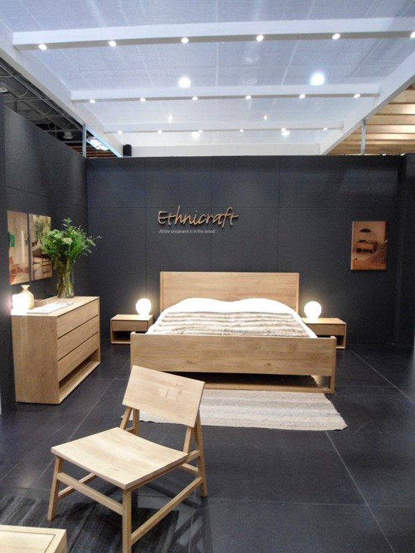 N2 Chair Lounge Oak Ethnicraft Brands