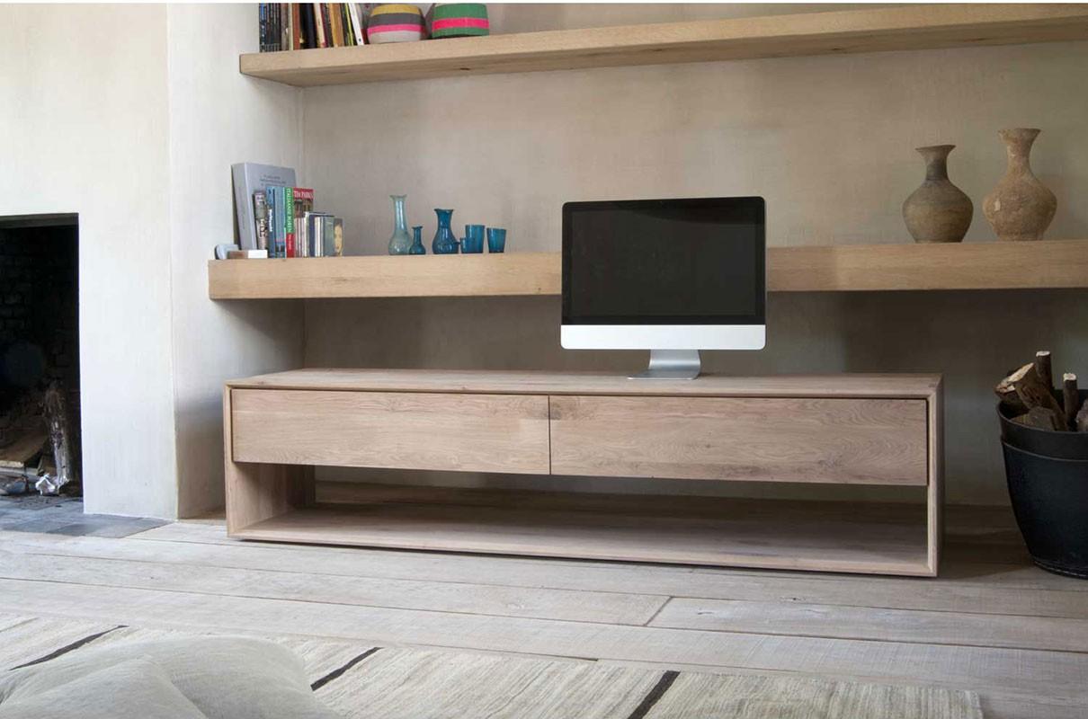 Nordic Tv Cupboard S Oak Tv Furniture Storages Furniture # Muebles Rack Para Tv