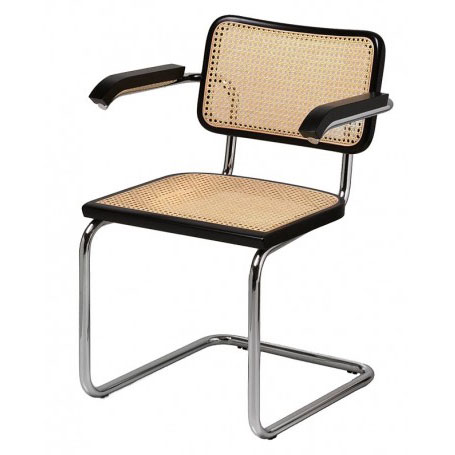 silla cesca arms. Black Bedroom Furniture Sets. Home Design Ideas