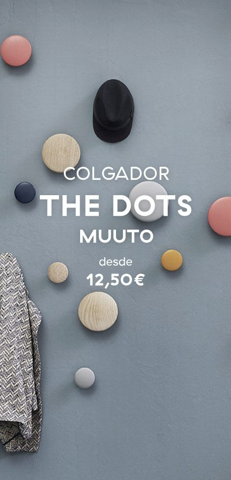 Colgador The Dot Muuto