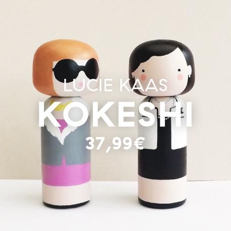 Kokeshi - Lucie Kaas