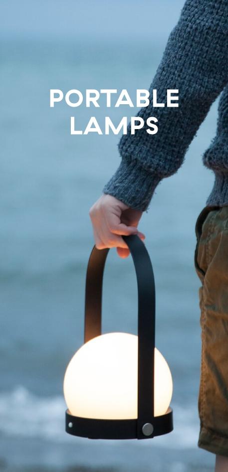 LAMPARAS PORTATILES