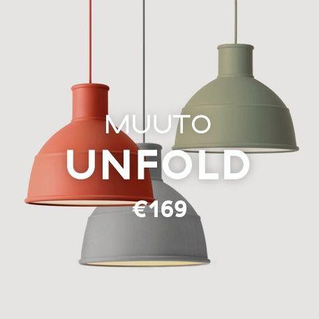 Unfold Lamp Muuto