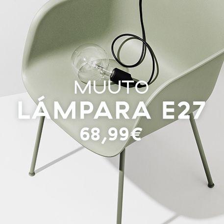 Lámpara E27 Muuto