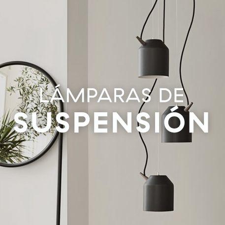 Lámparas de Suspensión