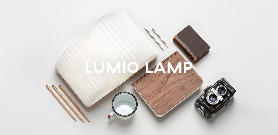 Lámpara Lumio